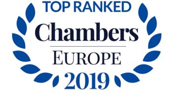 Gezondheidszorg ranking -Chambers_Europe 2019