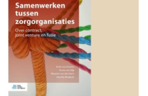 Boek samenwerken tussen zorgorganisaties