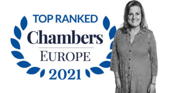 Recht in de Zorg - KVdL - Chambers EU - Ranking 2021